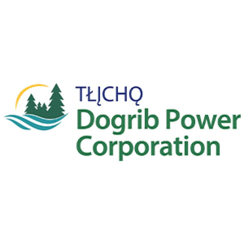 Logo for Dogrib Power Corp